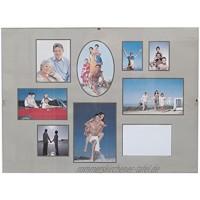 Deknudt Frames S200K9 Bilderrahmen 30x40 Rahmenloser Galerierahmen Glas Fotokader