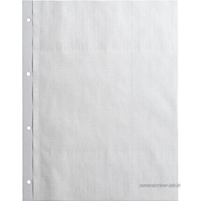 BRUNNEN 1061610 Fotoalbum-Einlegeblatt 23 x 29.7 cm 10 weiß
