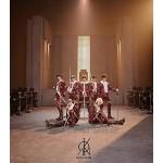 Kingdom History of Kingdom: Teil I Arthur Debut Album CD + 80p Booklet + 1p Photocard + Message Photocard Set + Tracking Kpop Sealed