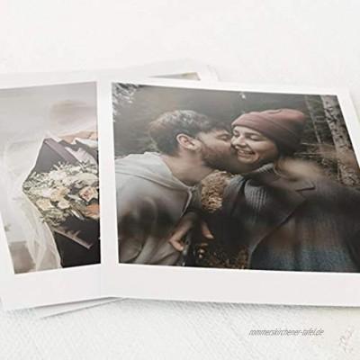 sendmoments Retrofotos Für Immer Wir Wir drucken Ihre Fotos 20 Fotoabzüge im Digitaldruck hochwertige Fotodrucke Lieblingsfotos als Retro-Bilder Momentaufnahmen Ihrer schönsten Erinnerungen