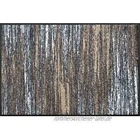 wash+dry Fußmatte Scratchy beige 50x75 cm innen und außen waschbar