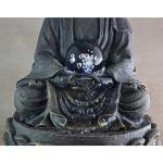 Zen Light Innenbrunnen Zimmerbrunnen Meditation Buddha LED Multicolor 20 cm