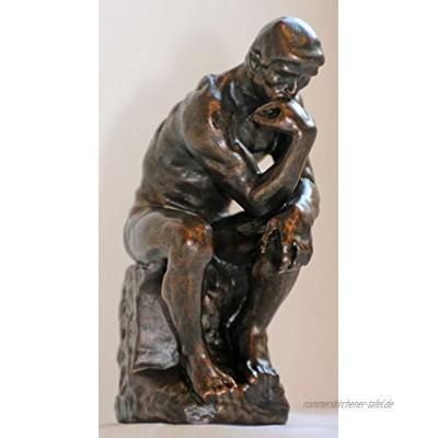 Der Denker 14 cm Museumsshop Replikat Auguste Rodin