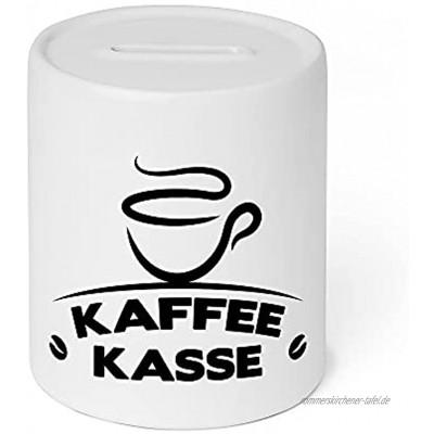 Liebtastisch Spardose Kaffeekasse Spardose für Erwachsene Geldgeschenk Kaffeedose Sparbüchse Sparschwein Büro Arbeit