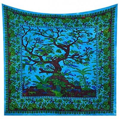Future Handmade Wandteppich bunt Hippie-Stil Design Q3 Queen Size